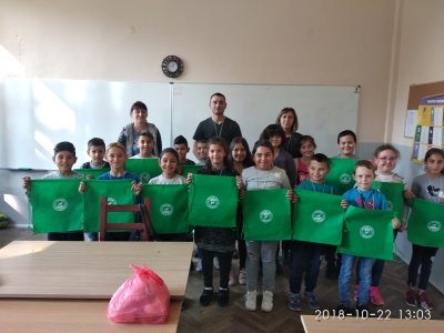 "Second visit of ""Hristo Botev"" Primary School of Ostrovo"